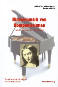Klaviermusik von Komponistinnen
